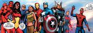 Avengers (Earth-616) from Avengers Vol 4 34 001