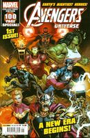 Avengers Universe (UK) Vol 4 1