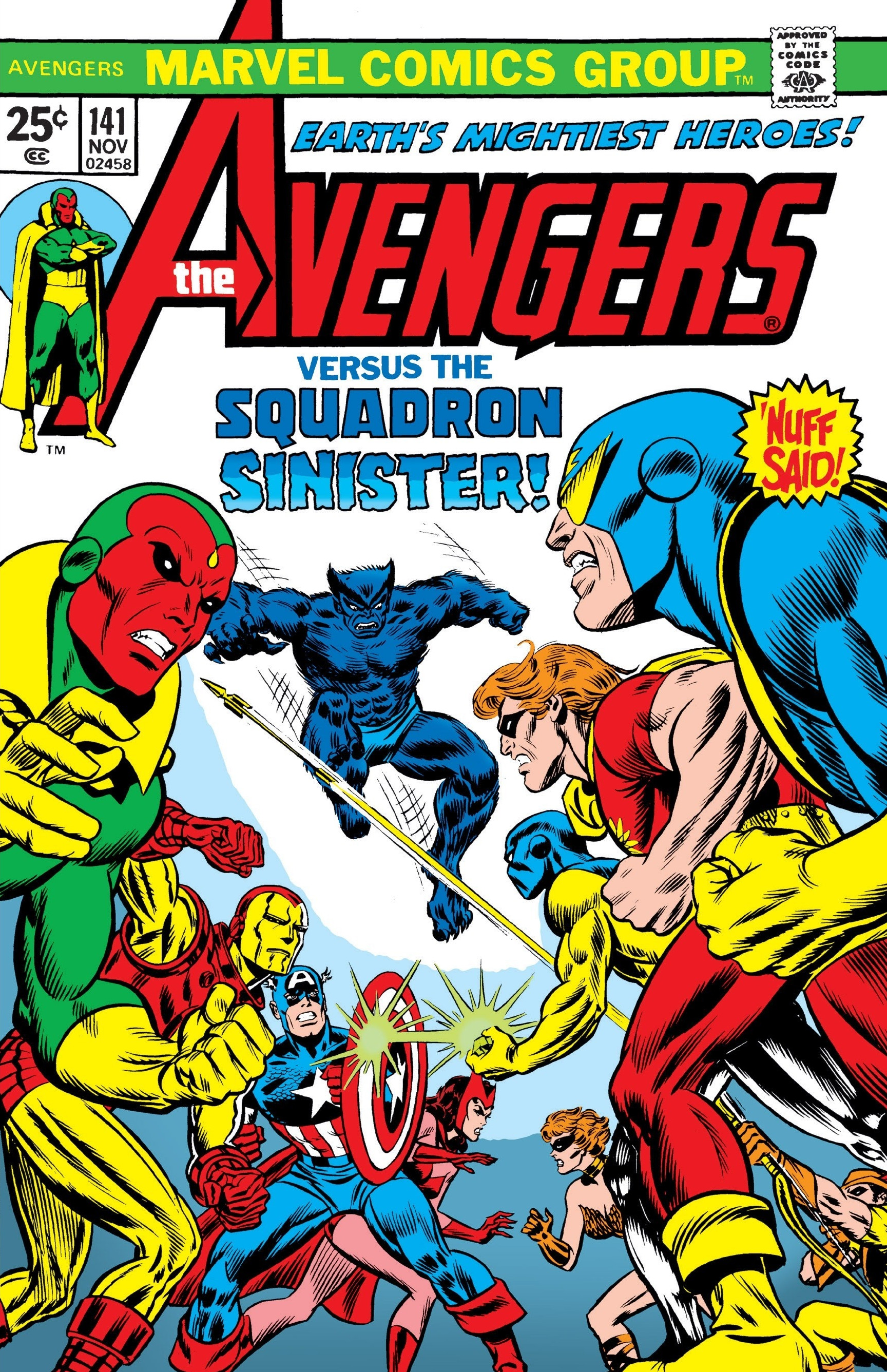 Essential Series: Avengers Vol 1 7