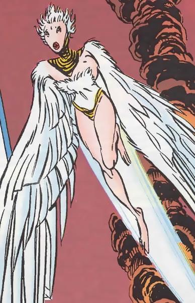 Avia (Savage Land) (Earth-616)