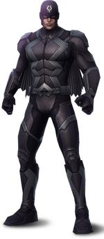 Blackagar Boltagon (Earth-TRN012)