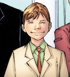 Brad Johnson (Earth-616)