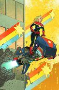 Captain Marvel Vol 7 12 Textless