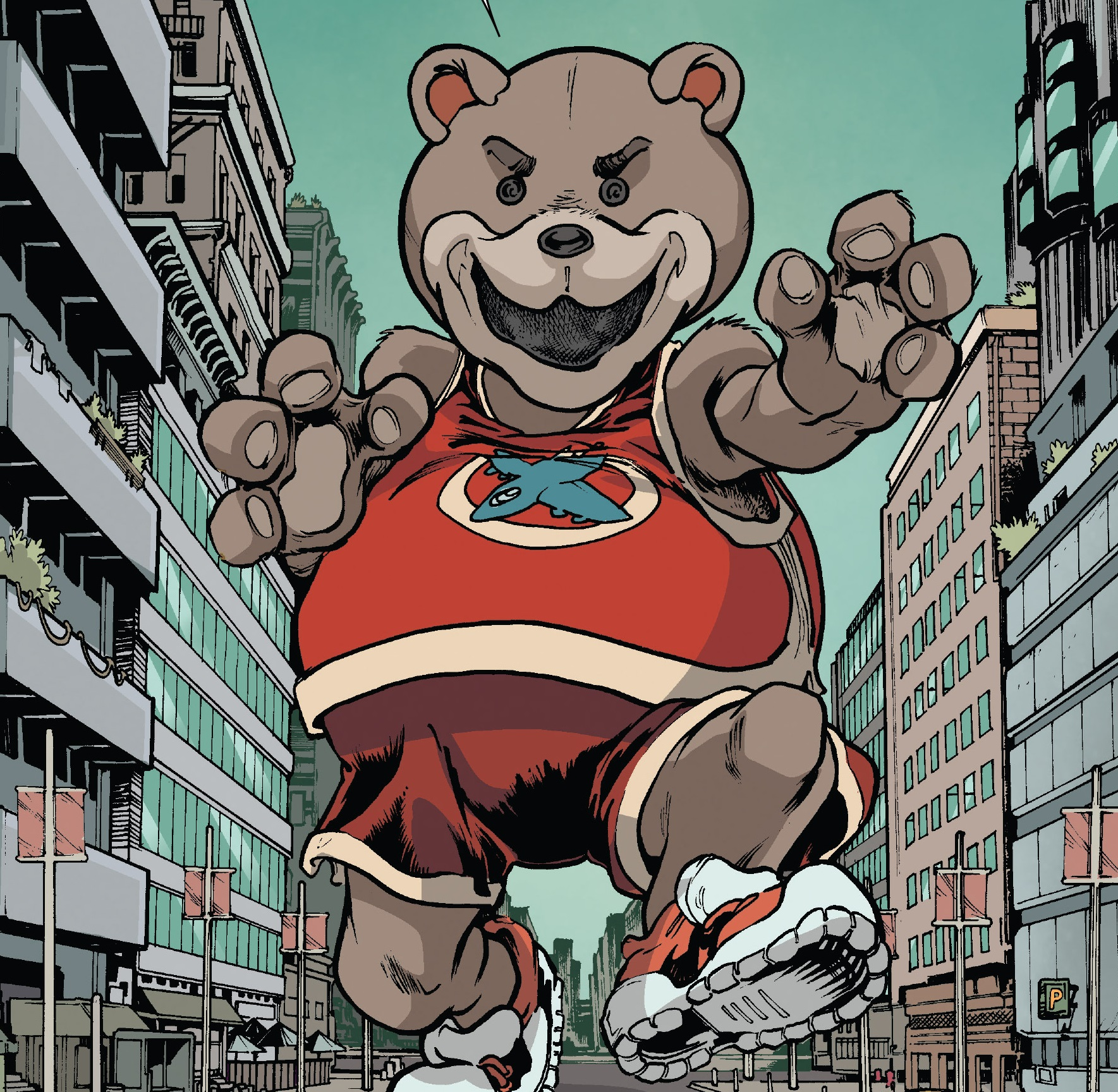Choke the Bear (Earth-616)