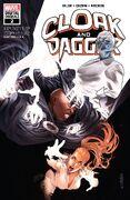 Cloak and Dagger Negative Exposure - Marvel Digital Original Vol 1 2