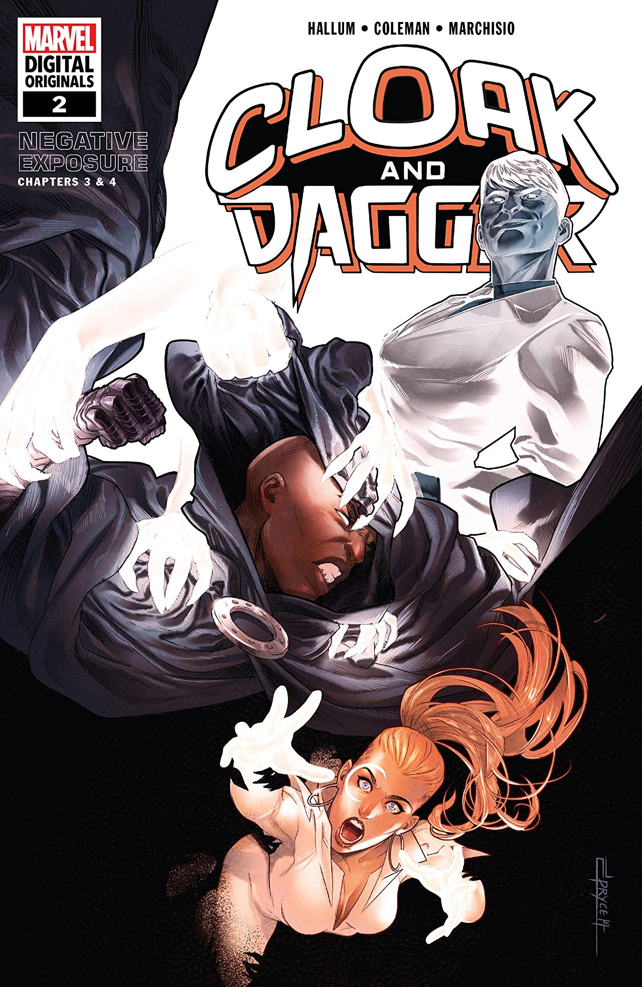 Cloak and Dagger: Negative Exposure - Marvel Digital Original Vol 1 2