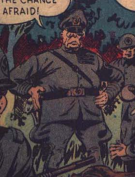 Colonel Brusch (Earth-616)