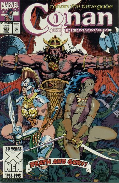 Conan the Barbarian Vol 1 266