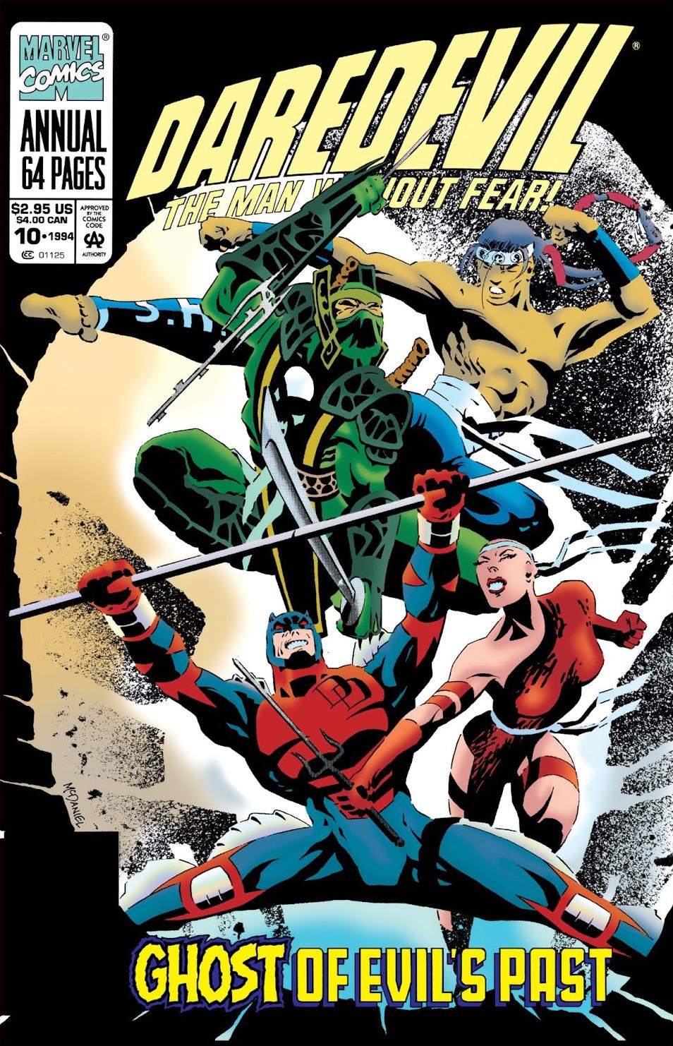 Daredevil Annual Vol 1 10
