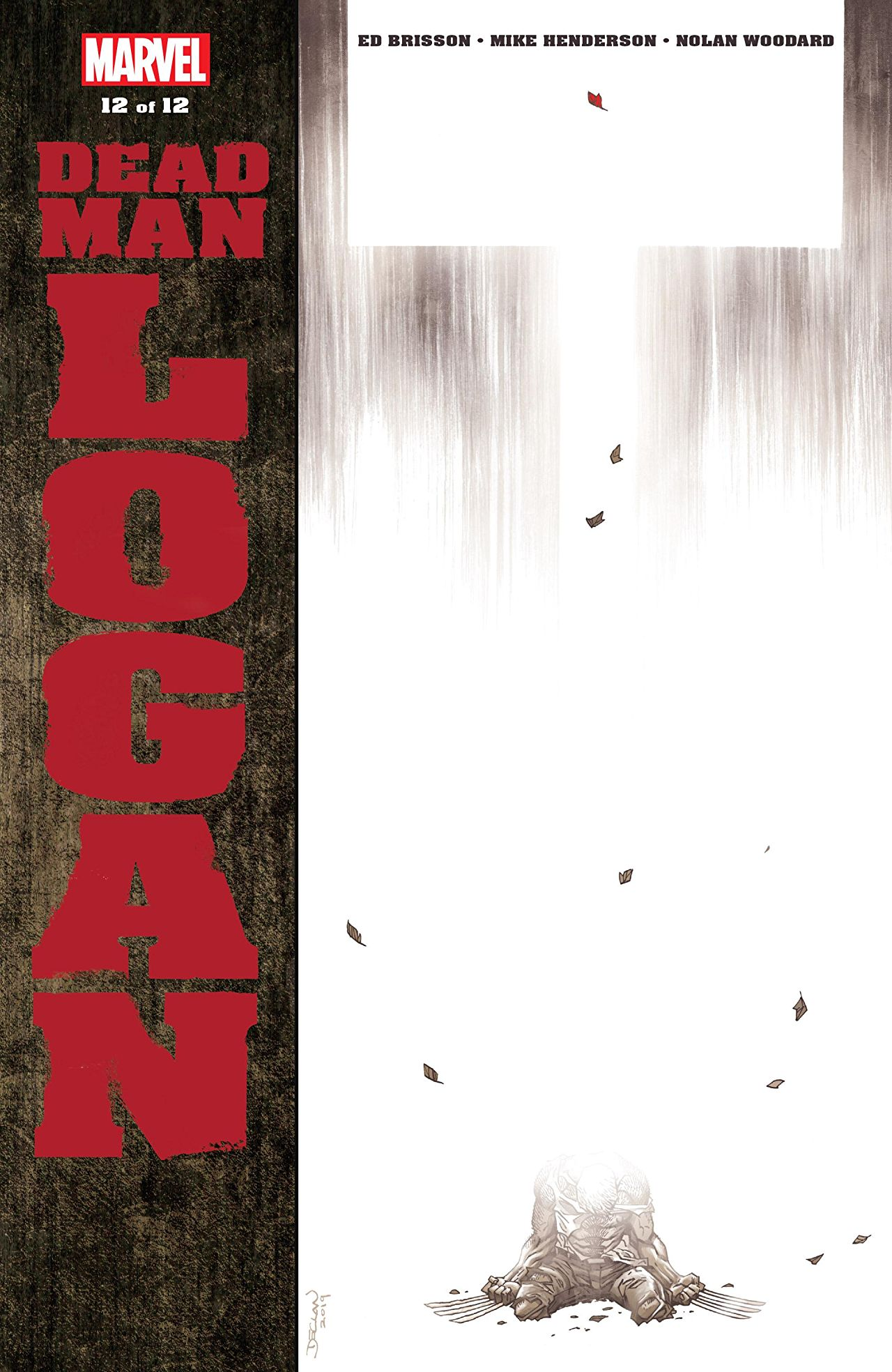 Dead Man Logan Vol 1 12
