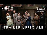 Disney+ - Marvel Studios Assembled- Il dietro le quinte di WandaVision - In Streaming Ora