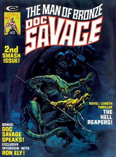 Doc Savage Vol 2 2