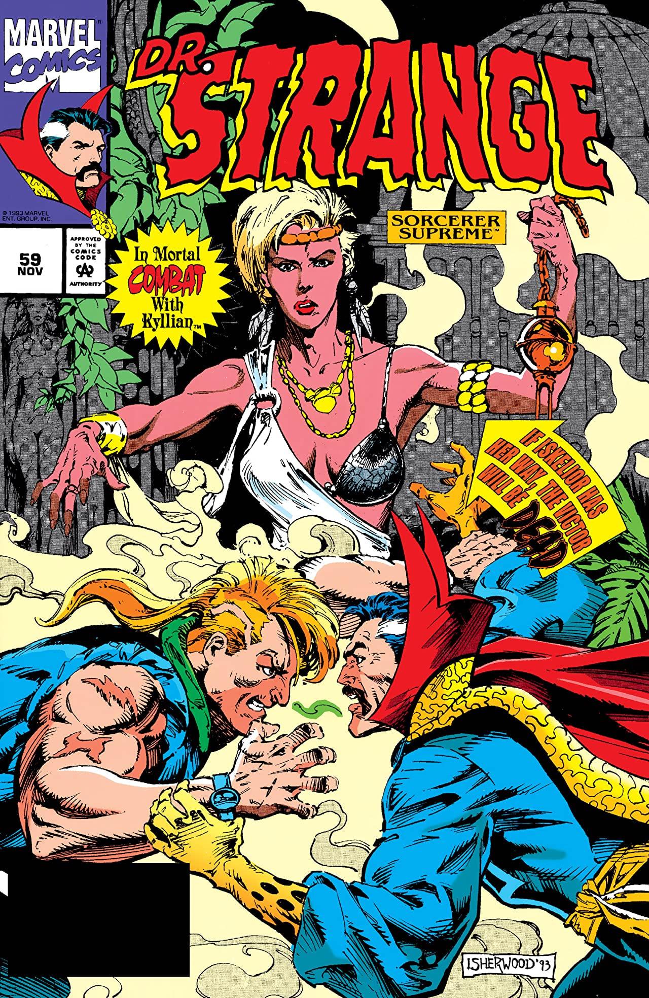 Doctor Strange, Sorcerer Supreme Vol 1 59