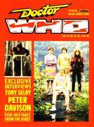 Doctor Who Magazine Vol 1 134