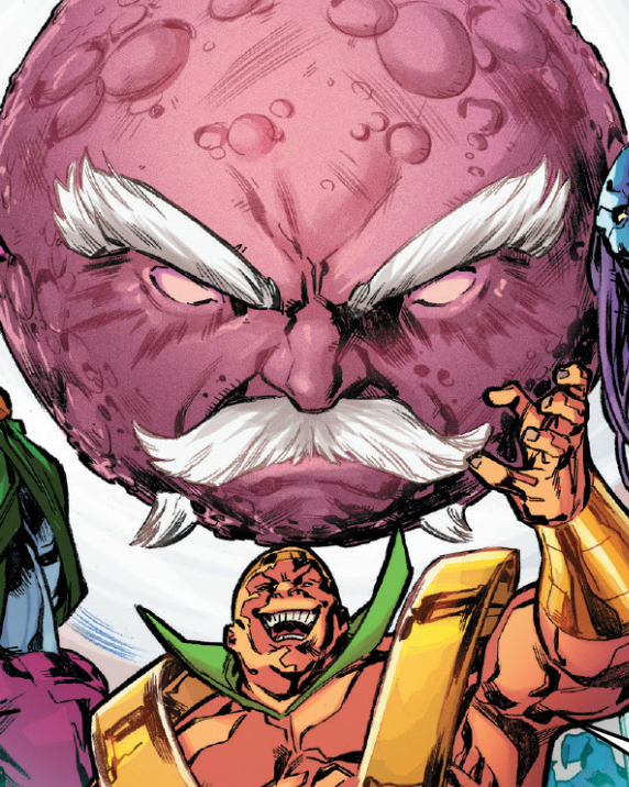 Ego (Stranger Planet) (Warp World) (Earth-616)