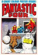 Fantastic Four (UK) Vol 1 12