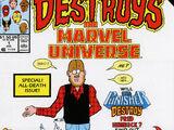 Fred Hembeck Destroys the Marvel Universe Vol 1 1