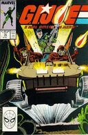 G.I. Joe A Real American Hero Vol 1 72