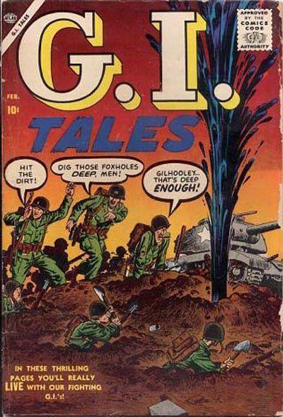 G.I. Tales Vol 1 4