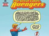 Great Lakes Avengers Vol 1 6