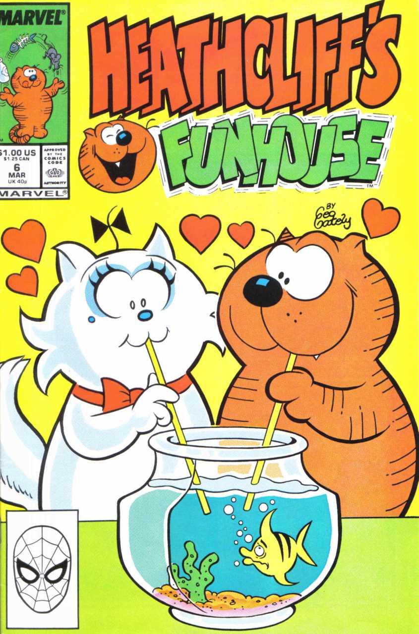 Heathcliff's Funhouse Vol 1 6