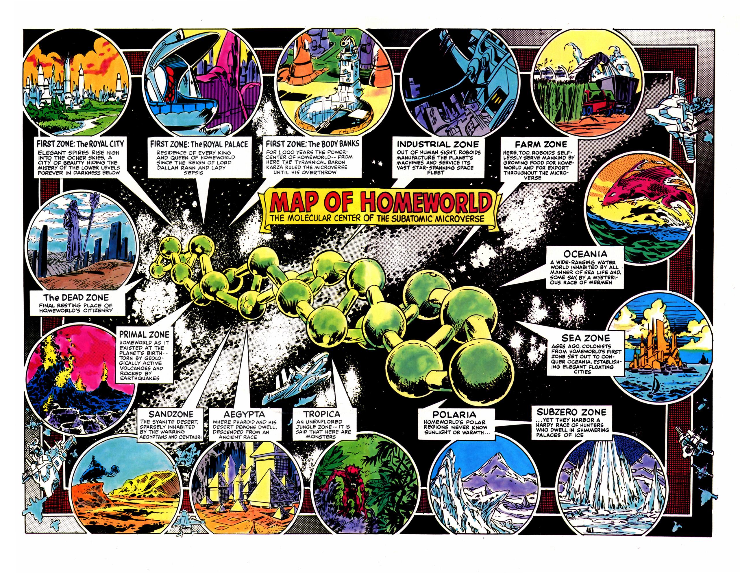 Homeworld (Microverse)