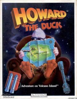 Howard the Duck Adventure on Volcano Island.jpg