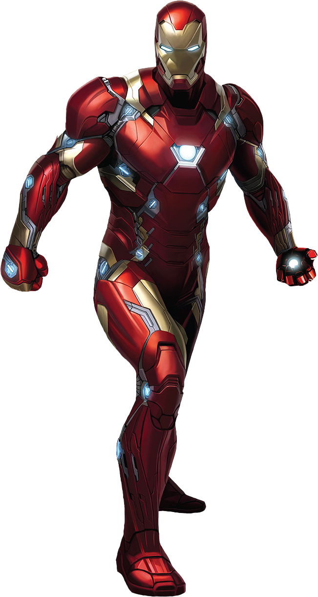Iron Man Armor MK XLVI (Earth-199999)