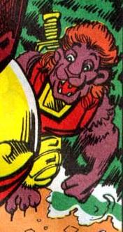 K-Lion (Earth-9047)