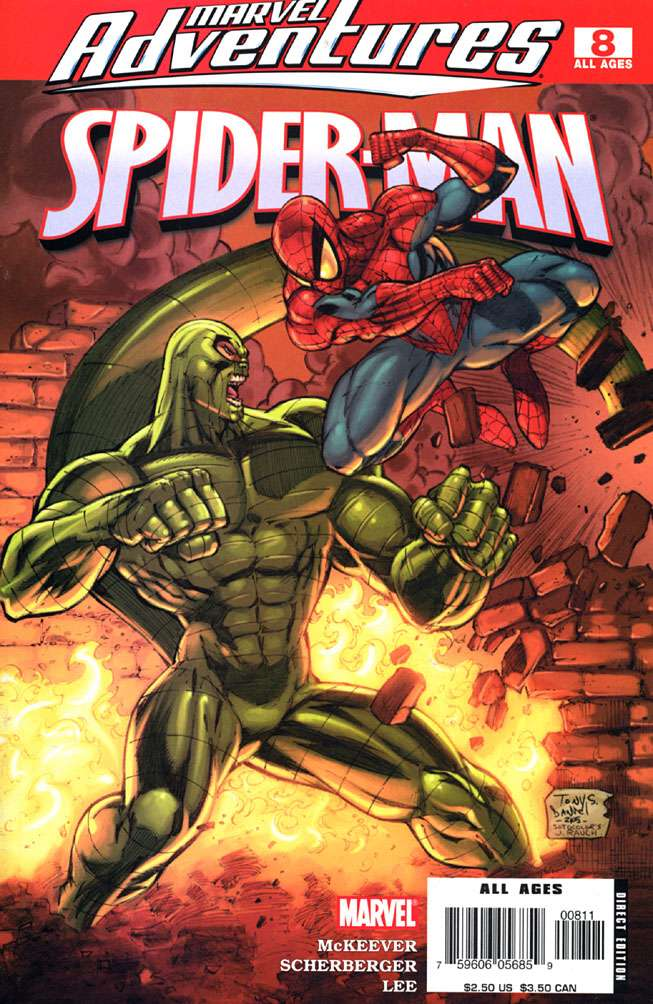 Marvel Adventures: Spider-Man Vol 1 8