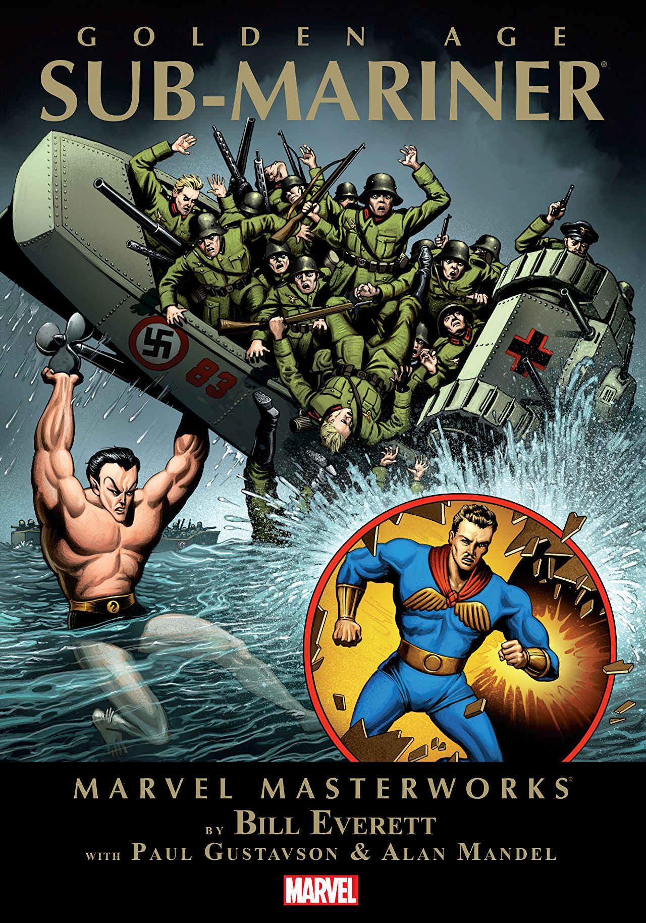 Marvel Masterworks - Golden Age: Sub-Mariner Comics Vol 1 1