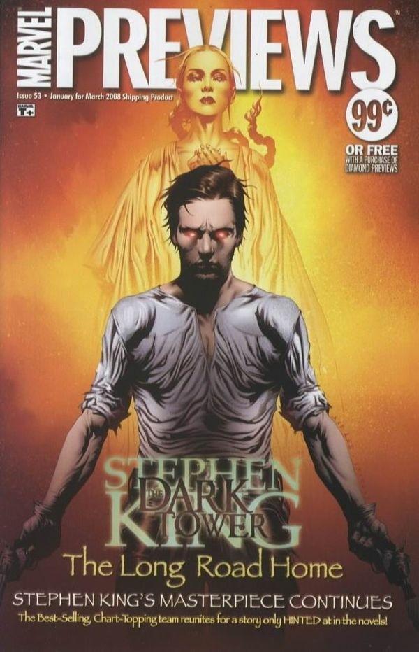 Marvel Previews Vol 1 53
