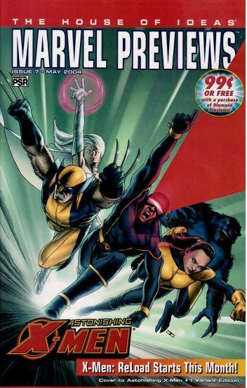 Marvel Previews Vol 1 7