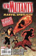 Marvel Spotlight New Mutants Vol 1 1