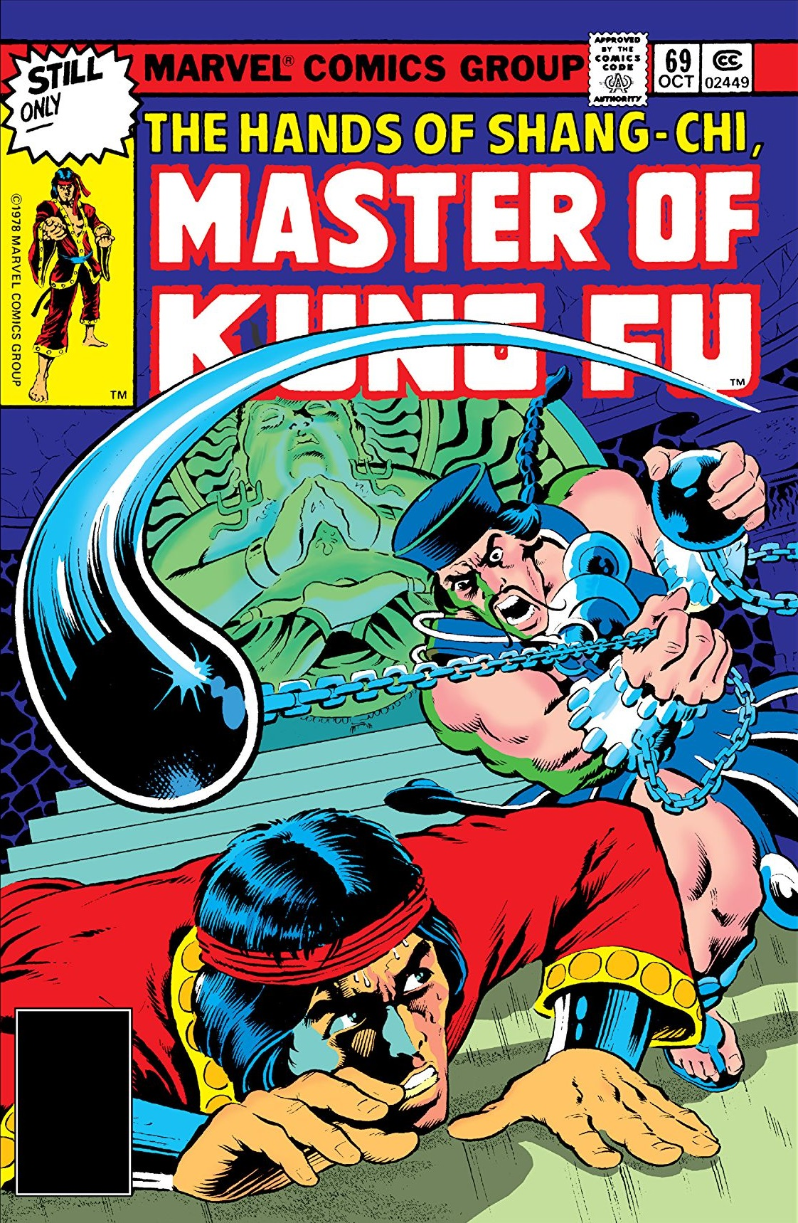 Master of Kung Fu Vol 1 69