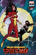 Miles Morales Spider-Man Vol 1 16 Spider-Woman Variant