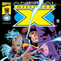 Mutant X Annual Vol 1 2000
