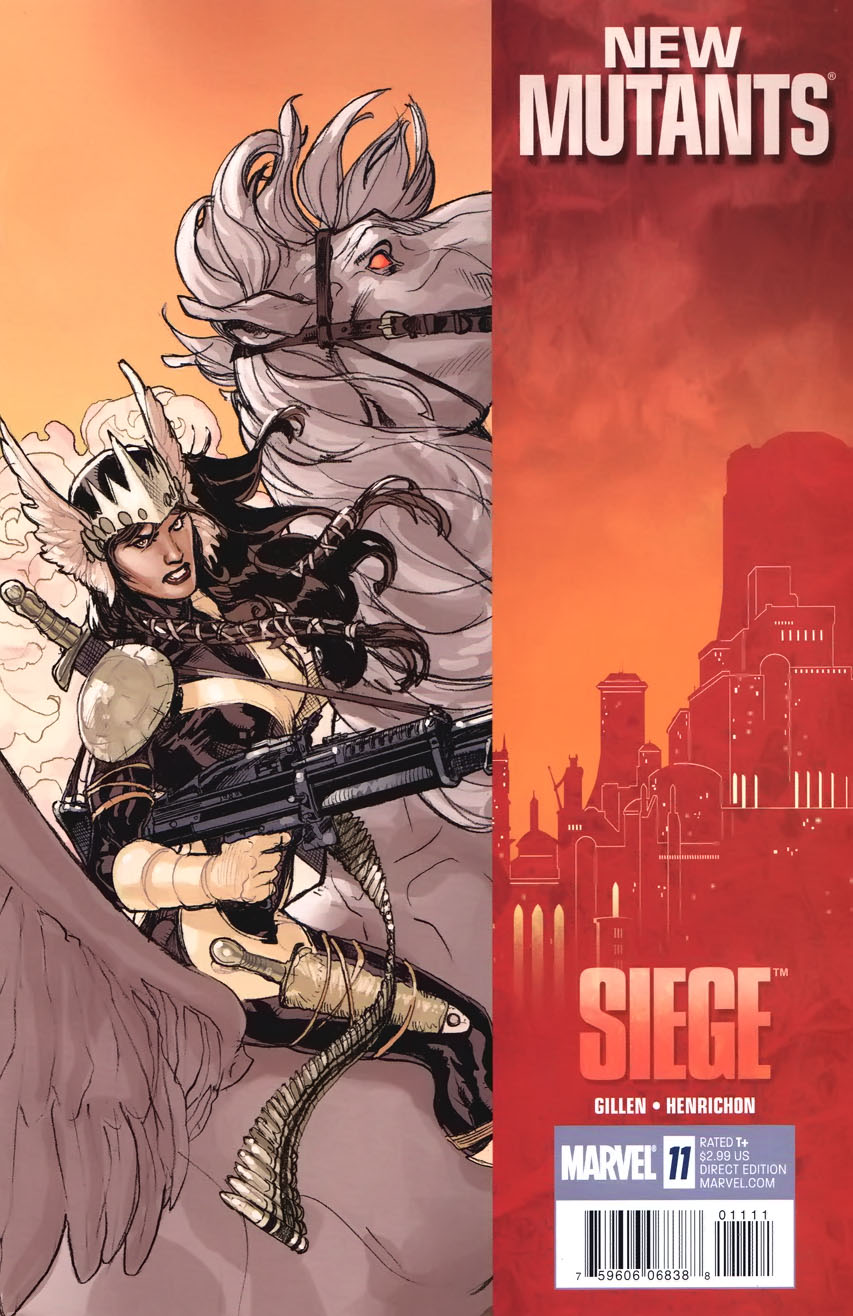 New Mutants Vol 3 11