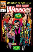 New Warriors Vol 1 23