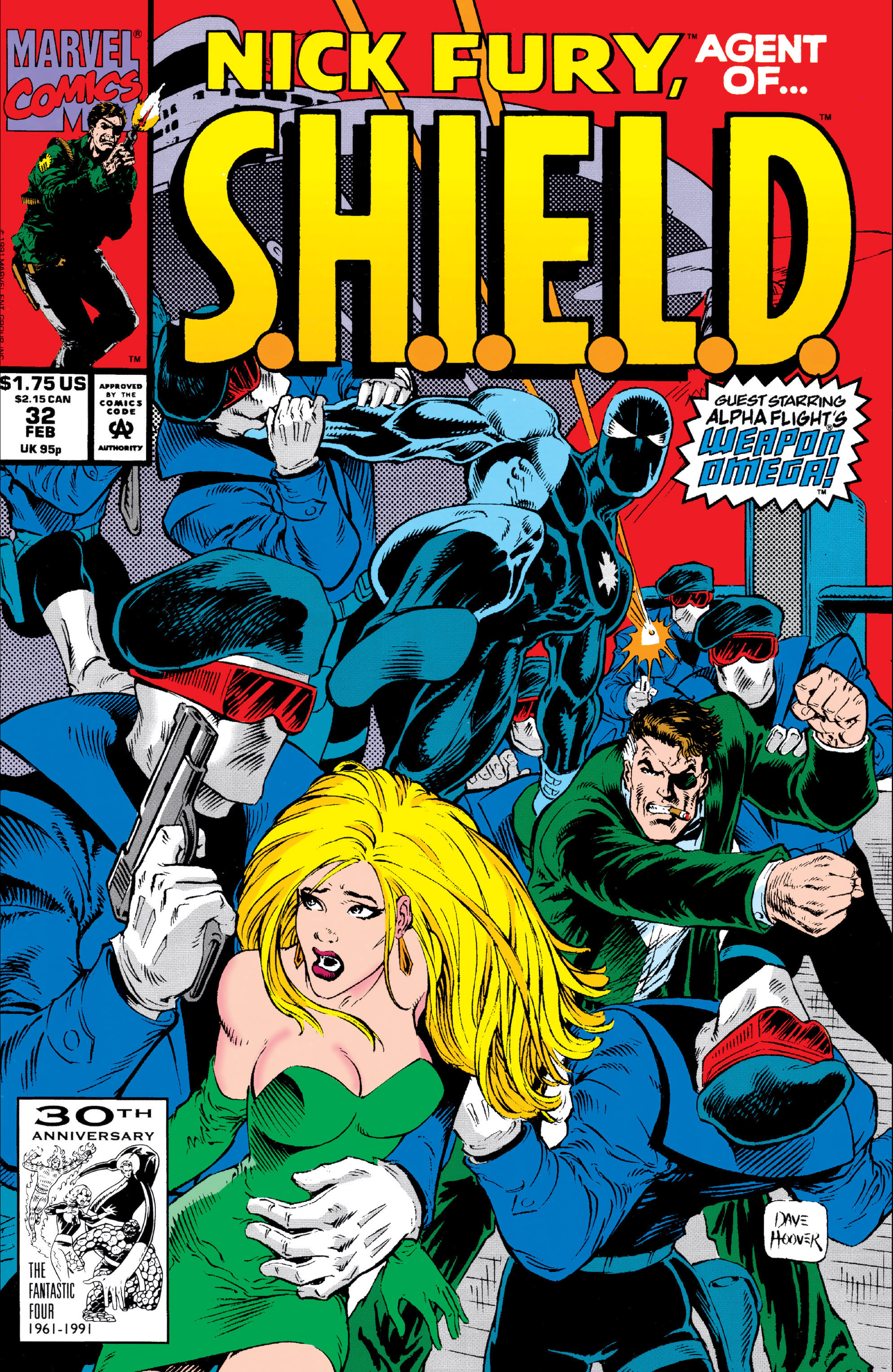 Nick Fury, Agent of S.H.I.E.L.D. Vol 3 32
