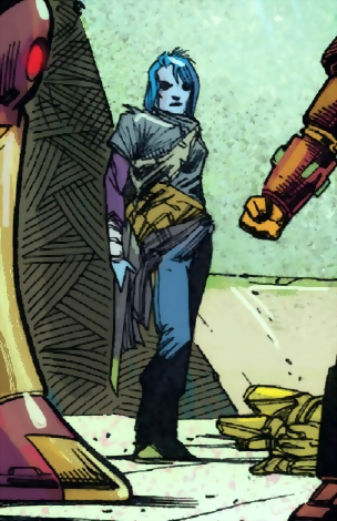 Origin (Descendant) (Earth-616)