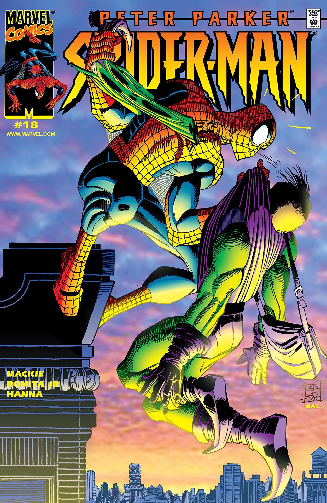Peter Parker: Spider-Man Vol 1 18
