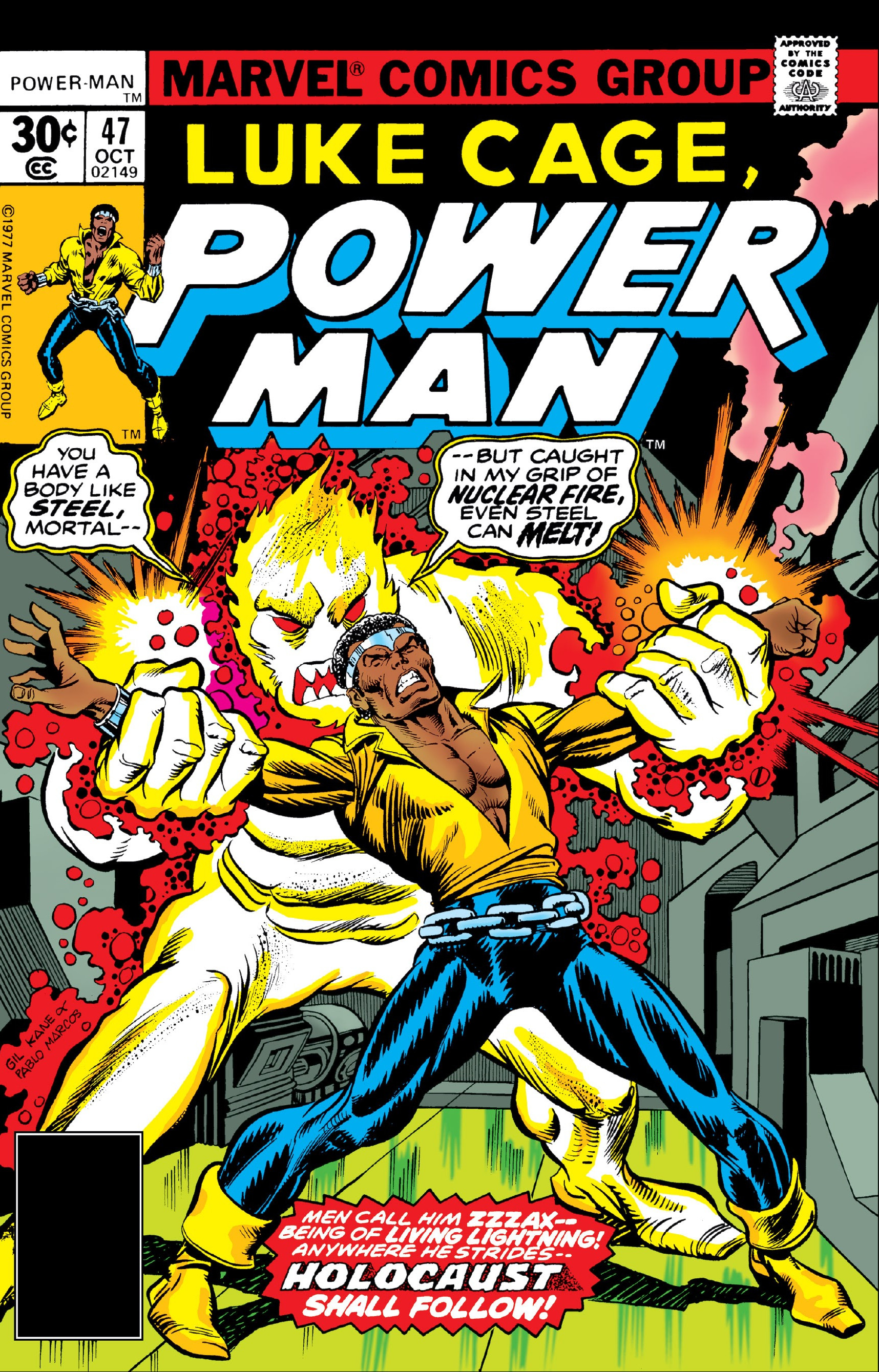 Power Man Vol 1 47