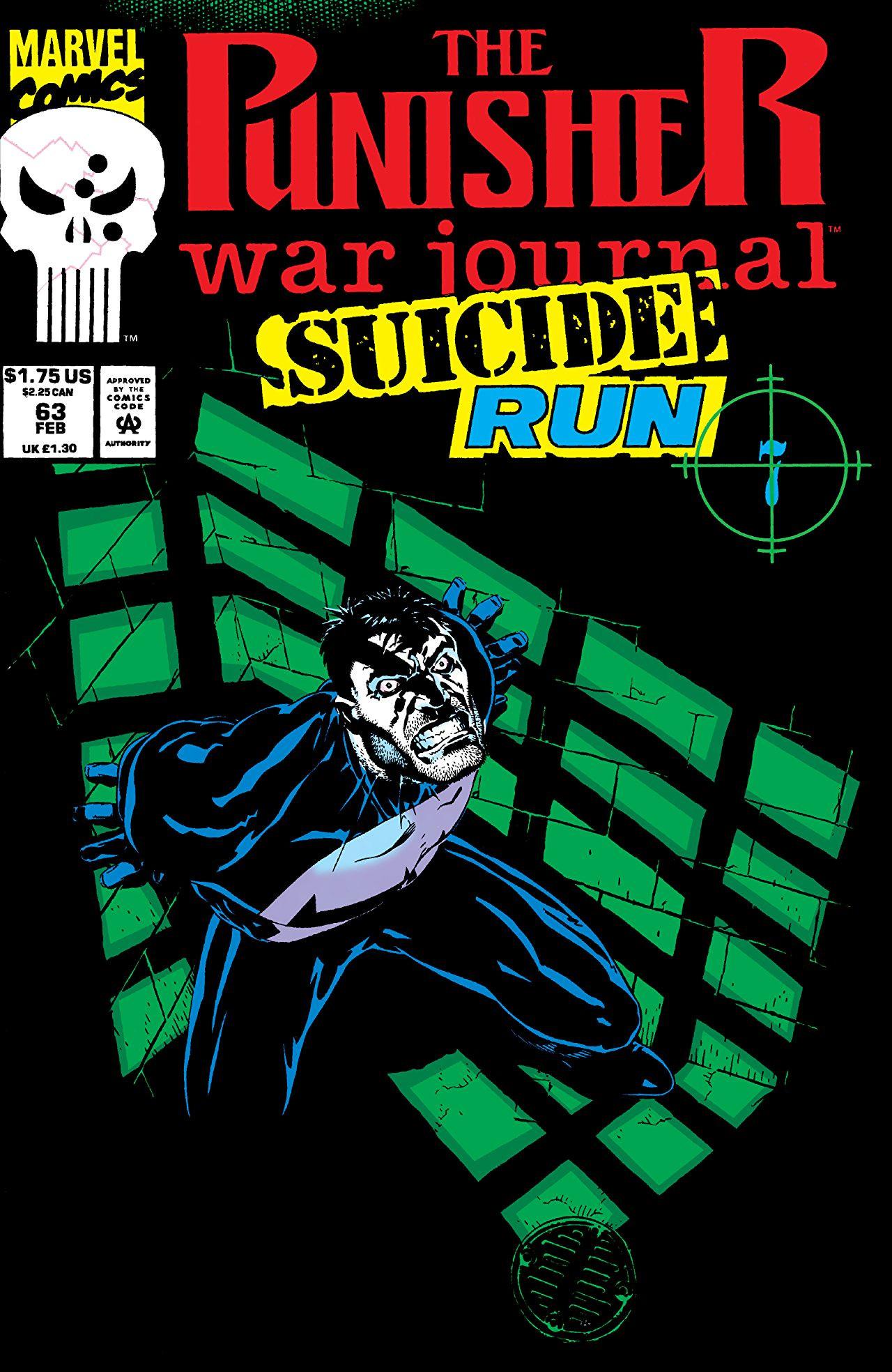 Punisher War Journal Vol 1 63