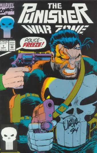 Punisher: War Zone Vol 1 7
