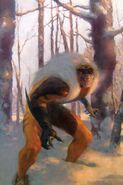Sabretooth Vol 3 2 Textless