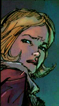 Sally Anne Carter (Earth-616)/Gallery