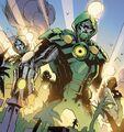 Sentinels from X-Men Fantastic Four Vol 2 3