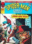 Spider-Man Comics Weekly Vol 1 103