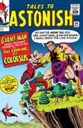 Tales to Astonish Vol 1 58